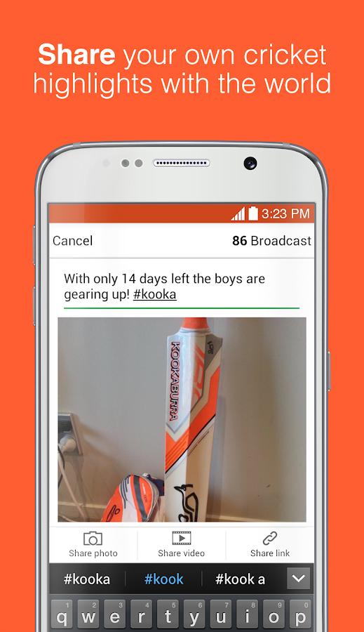 CricHQ - screenshot