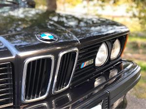 M6 E24 88年式 D車のカスタム事例画像 とありくさんの2020年03月28日09:32の投稿