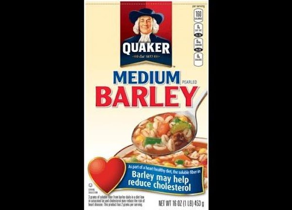 Cook Barley according to instructions and gather your ingredients.