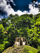 "Photo: ""Shire"" ~ Palenque, Mexico © 2011 Skip Hunt"