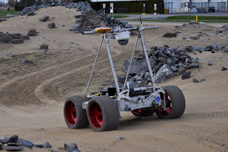Photo: Juno autonomously repeating route