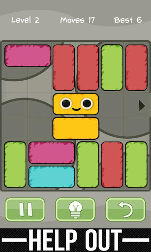 HELP OUT - Blocks Game - screenshot