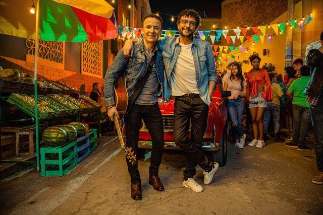 Andrés Cepeda y Fonseca presentan el vídeo oficial de «La Promesa»