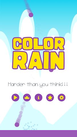 android Color Rain Screenshot 0