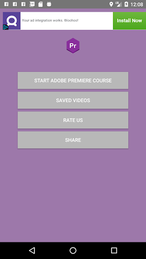 Learn Adobe Premiere Pro Video Lectures 1.6 Apk for Android 2