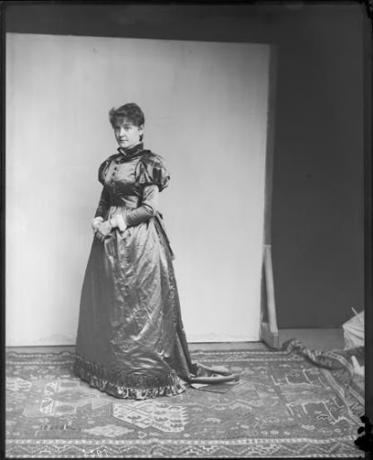 Meet the Smithsonian's First Woman Photographer