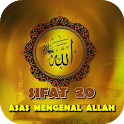 SIFAT 20 ALLAH S.W.T icon