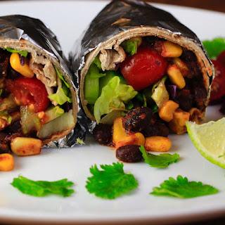 Delicious, Super Quick and Easy Burritos