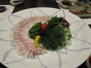 Photo: 夕食 (魚魚一) dinner at Totoichi