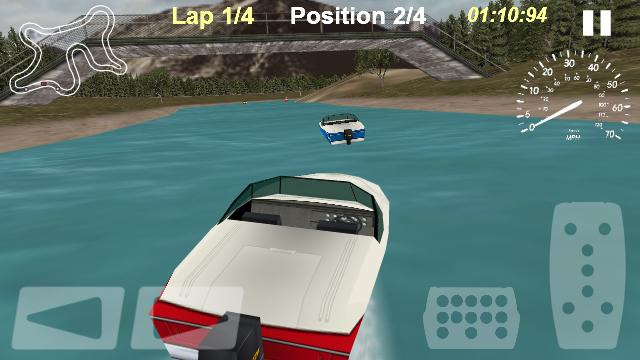 Boat Drive- screenshot