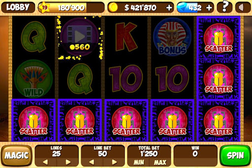 Pharaoh's Legend Slots ★ FREE
