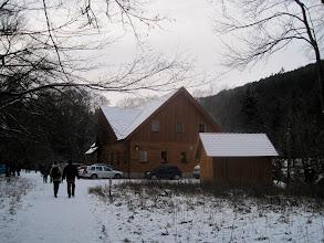 Photo: Bald sind wir bei der  Schutzhütte der Johannesbachklamm angelangt.