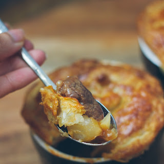 Mini Beef Pot Pie