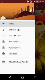 Sholawat Az Zahir Offline - náhled