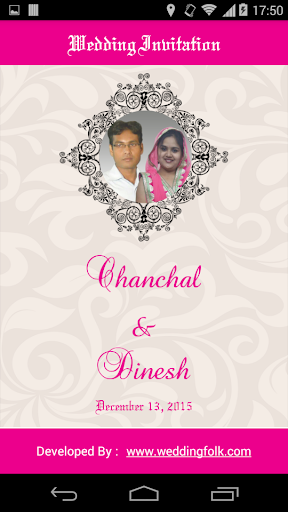 Chanchal Weds Dinesh