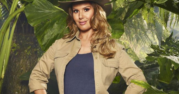 Rebekah Vardy didn't miss sex in I'm A Celebrity... jungle