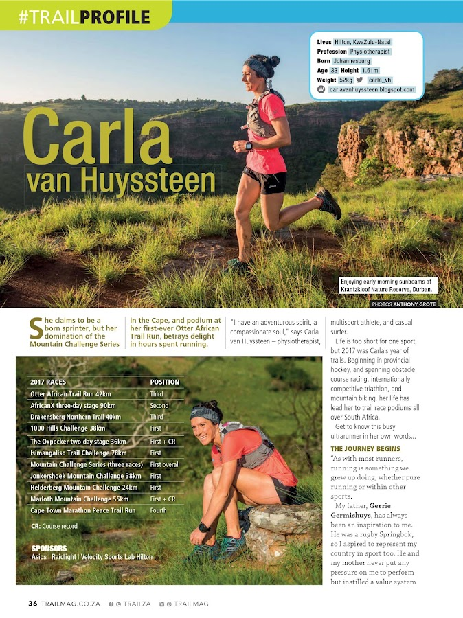 TRAIL Mag- screenshot