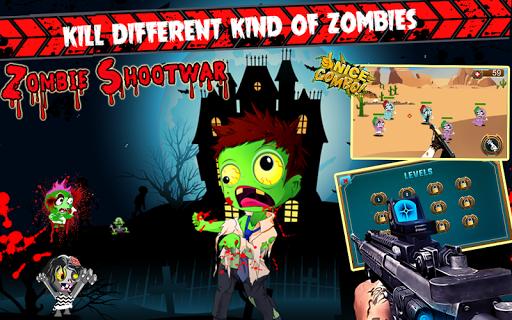 Zombie Shoot War