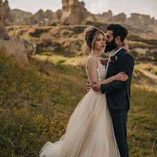 Huwelijksfotograaf Katerina Mironova (Katbaitman). Foto van 23.05.2019
