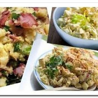 Creamy Potato and Egg Salad