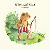 Whimsical Toad