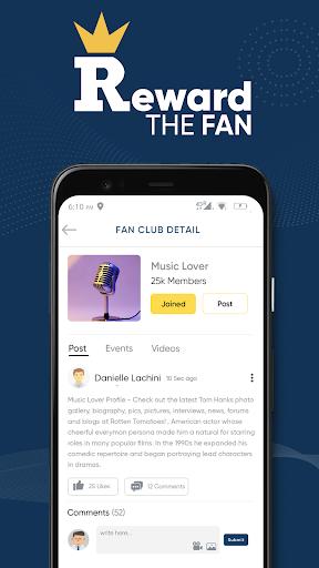 Reward The Fan Trivia android2mod screenshots 5