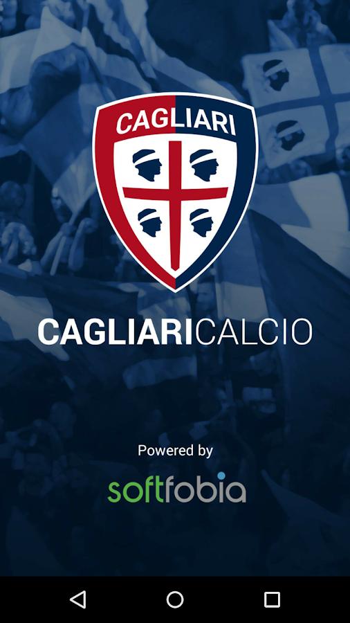 Cagliari Calcio- screenshot
