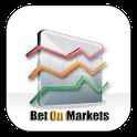 BetOnMarkets - $10 Free icon
