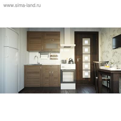 Кухонный гарнитур Кира лайт 1200