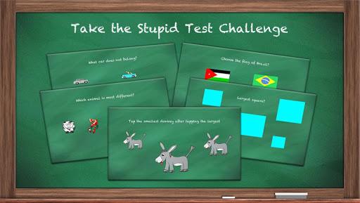 Stupid Test Challenge