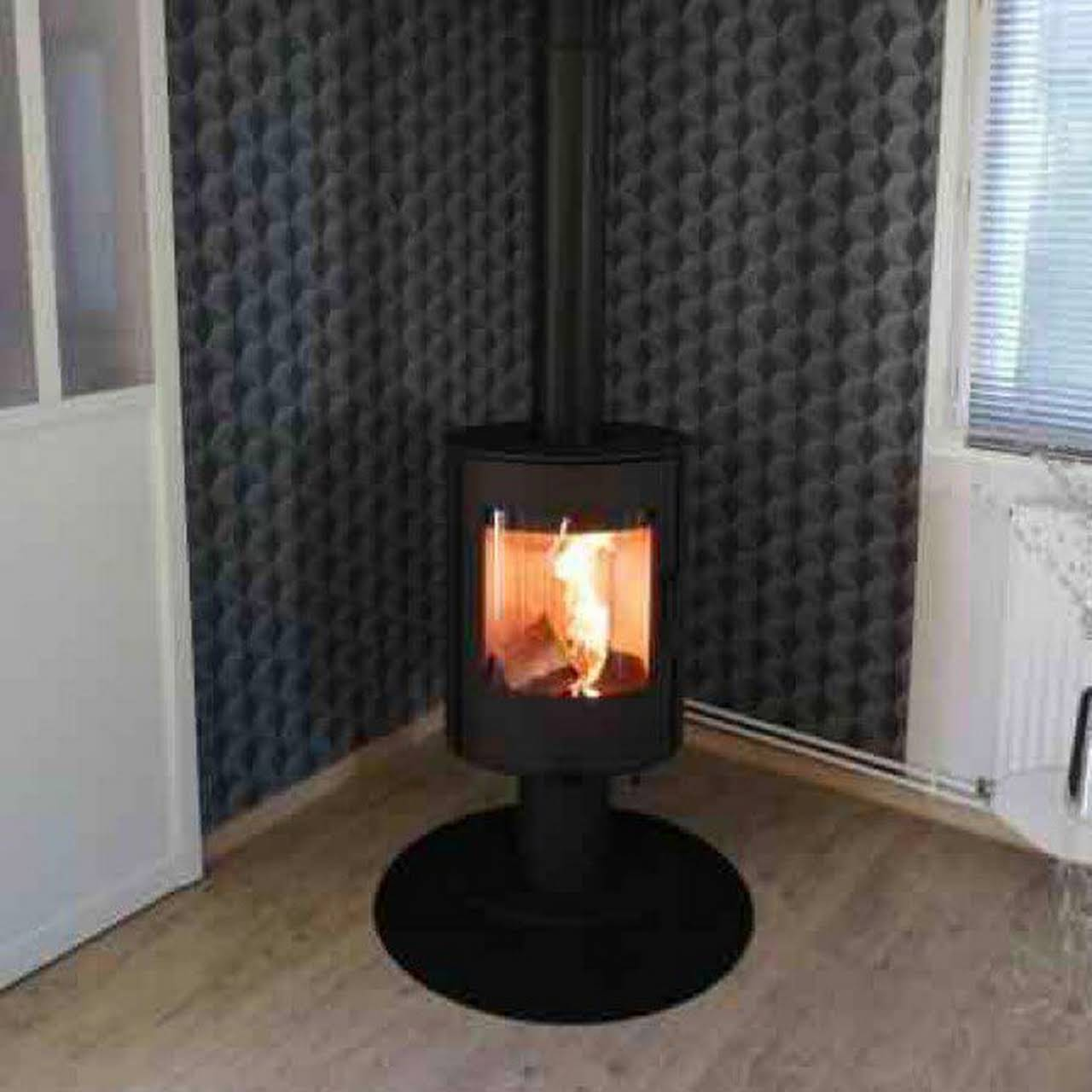 Installateur Poele A Bois Le Havre les designers du feu, poêle et cheminée le havre