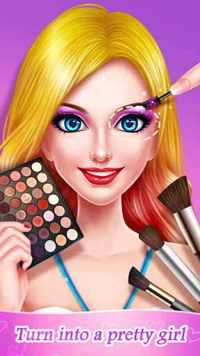 Top Model Salon - Beauty Contest Makeover  screenshots 3