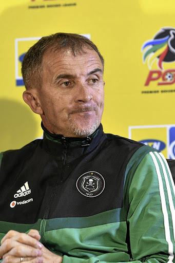 Milutin Sredojevic likely to reunite with Pirates duo in Zambia - SowetanLIVE