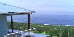 Photo: Terrasse du choca bleu