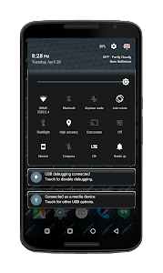 Maximus Metalz CM12 Theme v2.1