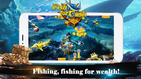 Fish for cash app report on mobile action for Fish for cash