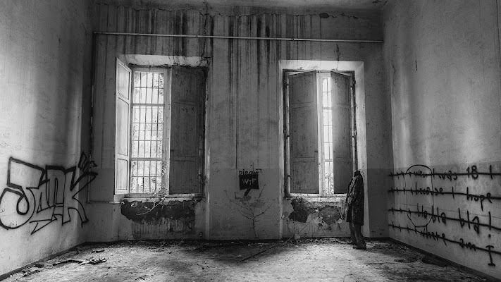 """Horror room"" ! di Bitop62"