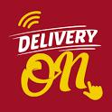 Delivery On - Entrega de Comida icon