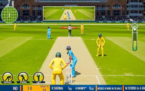 CWC 2020 ; Real Cricket Game 1.19 screenshots 1