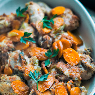 African-Style Slow Cooker Chicken Stew Recipe