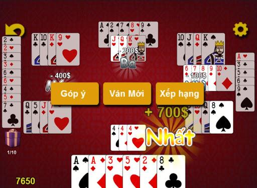 Ta La - Phom - Nice Card  gameplay | by HackJr.Pw 15