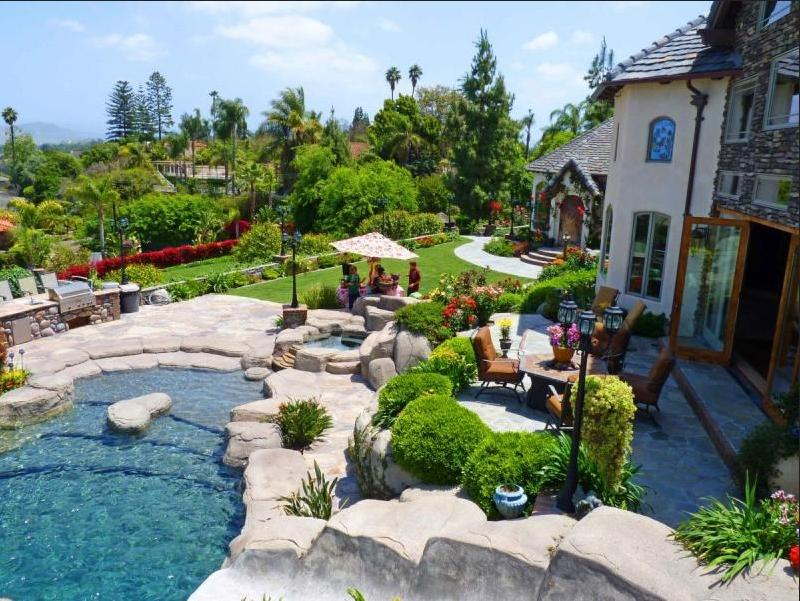 House Design With Garden 100++ home garden design ideas - android apps on google play
