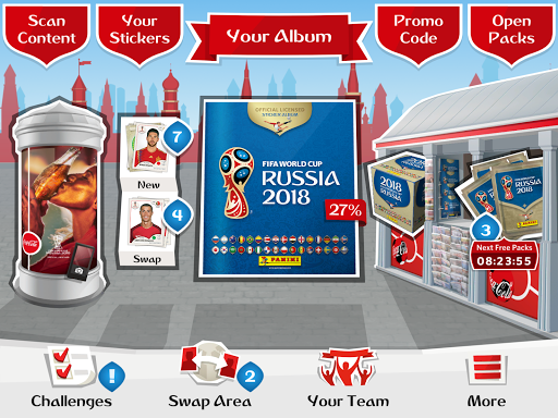 Panini Sticker Album 2.3.0 screenshots 13