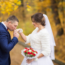 Wedding photographer Maksim Vasilenko (Maximilyan77). Photo of 10.12.2017