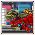 Dino robot .. file APK for Gaming PC/PS3/PS4 Smart TV