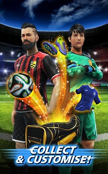 Fotbal Strike - Multiplayer Soccer APK screenshot thumbnail 16