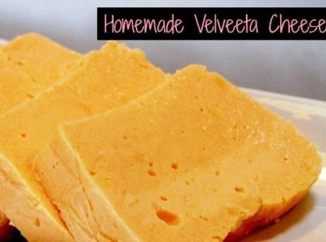 Most Authentic Homemade Velveeta Recipe