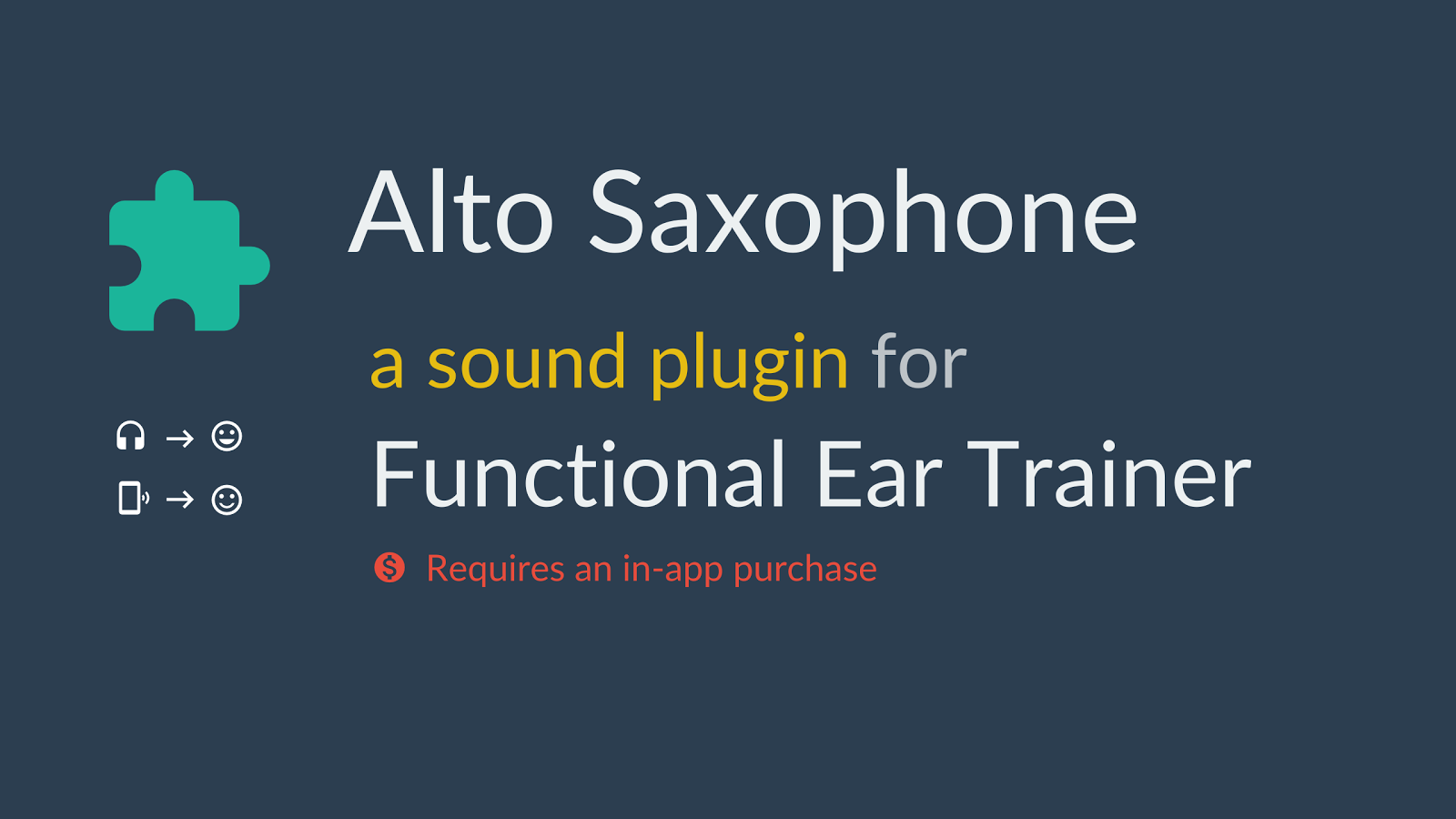 Alto Saxophone *Plugin*- screenshot