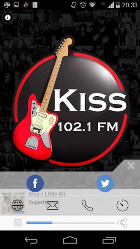 音樂必備免費app推薦|Kiss FM - 102.1 - São Paulo線上免付費app下載|3C達人阿輝的APP