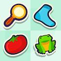 Doodle Match - Find Stuff game
